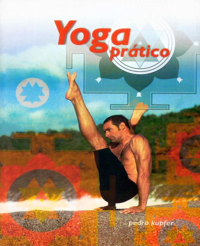 Capa do livro Yoga Prático, de Pedro Kupfer