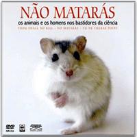 Capa do DVD Não Matarás (2006)