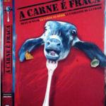 Capa do DVD A Carne é Fraca