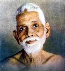 Sri Ramana Maharshi (1878-1950 d.C.)