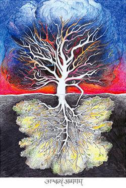 Ashvatta, a Árvore da Vida
