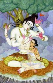 Shiva e Parvati