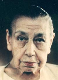Mira Alfassa (1878 - 1973), A Mãe