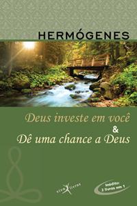 capa do livro Deus investe em você, do Professor Hermógenes