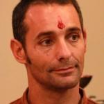 Pedro Kupfer (1966-) na Índia em 2011