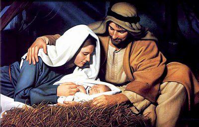 Maria, Jesus e José
