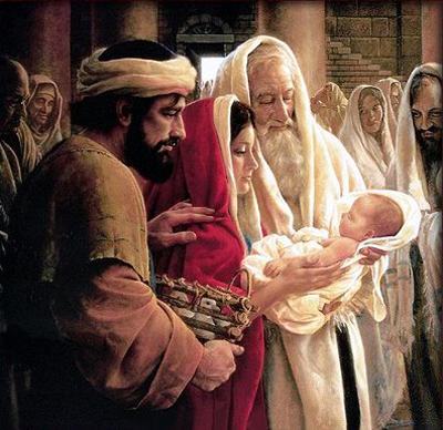 José, Maria e Jesus