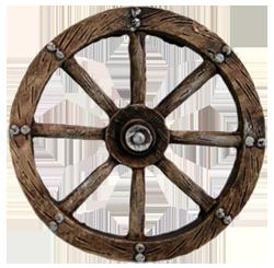 A roda do Samsara, simbolizando a inevitável alternância dos opostos da existência
