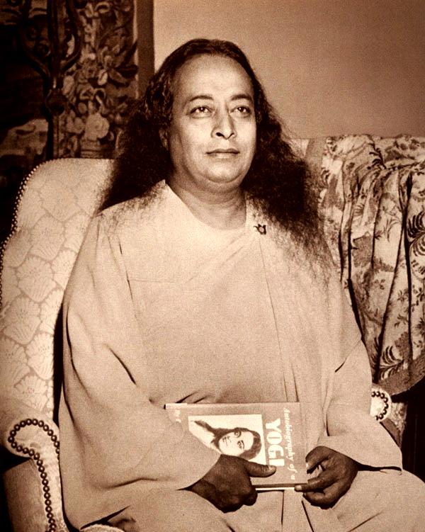 Paramahansa Yogananda (1893 – 1952) em 1949