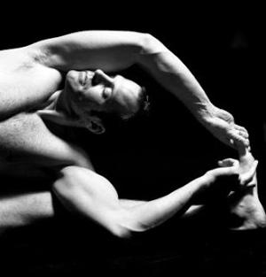 "Nude ""Yoga"""