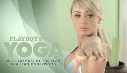 Playboy Yoga