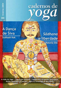 Volume 03, do Inverno de 2004, dos Cadernos de Yoga