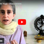Gloria Arieira (1953-) fala sobre os Cadernos de Yoga