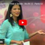 Reportagem sobre Yoga na TV O Povo, com Cristiano Bezerra.
