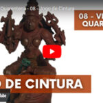 Jogo de cintura - Vídeo nº 8 da série Vivendo a Quarentena, de Pedro Kupfer.