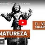 Sua natureza essencial - Vídeo nº 11 da série Vivendo a Quarentena, de Pedro Kupfer.