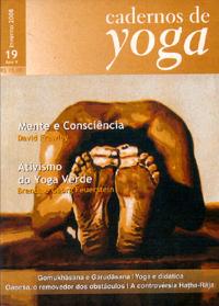 Volume 19, do Inverno de 2008, dos Cadernos de Yoga