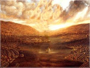 Kurukshetra (campo dos Kurus, ou Kauravas), local da batalha narrada no épico indiano Mahabharata