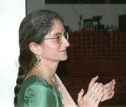 Gloria Arieira (1953-) em 2000