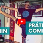 Quarta prática completa de Hatha Yoga de Pedro Kupfer.