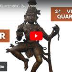 O amor na visão do Yoga - Vídeo nº 24 da série Vivendo a Quarentena, de Pedro Kupfer.
