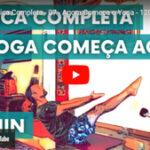 O Yoga começa agora: prática completa de Hatha Yoga com Pedro Kupfer.
