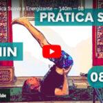 Prática completa, suave e energizante, de Hatha Yoga com Pedro Kupfer.