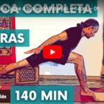 Os quatro sutras iniciais de Patañjali: prática completa de Hatha Yoga com Pedro Kupfer.